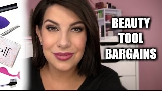 TOP BARGAIN BEAUTY TOOLS | As Good or Better Than High End by Beauty Broadcast