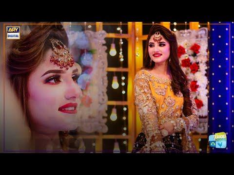 Nimra Ali Is Looking Ravishing In Baraat Day Dress
