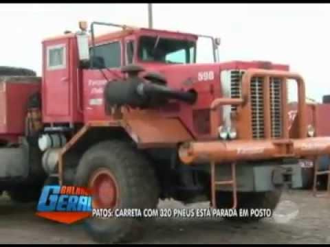 CAVALO MECÂNICO - O vídeo é produzido pela equipe do Patos Notícias para o jornalismo da TV Paranaíba/Record.