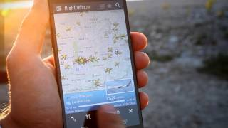 Flightradar24 - Flight Tracker YouTube video