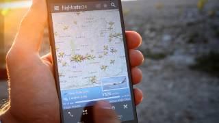 Flightradar24 - Flight Tracker YouTube video
