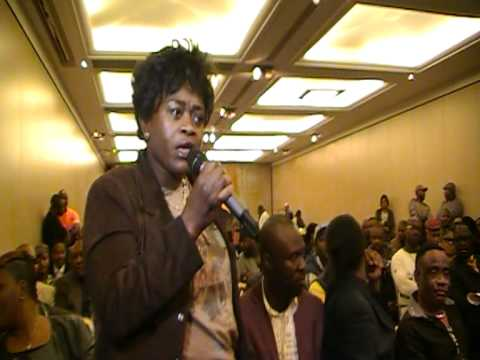 Csar NGADI : JB MPIANA en confrence (Question Nounou)