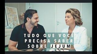 O PODER DO JEJUM - Samuel Vagner e Dra. Ana Cristina Wolf