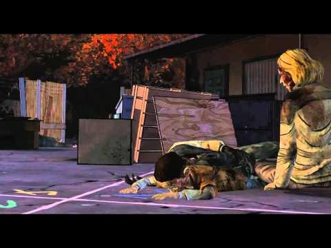 The Walking Dead Video Game HD Walkthrough Part 7 ☆ Episode 3 Part 1: A Long Road Ahead ☆
