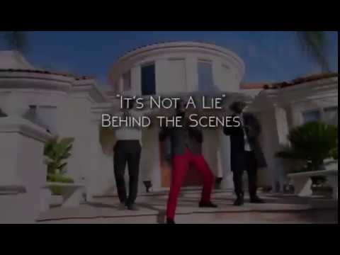 THE MAKING: Its Not A Lie By Dbanj Ft Wande Cole And Harrysong