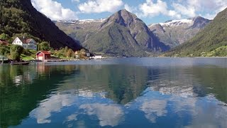 Download Lagu Sognefjord, Norway: Boating Through the Fjords Mp3