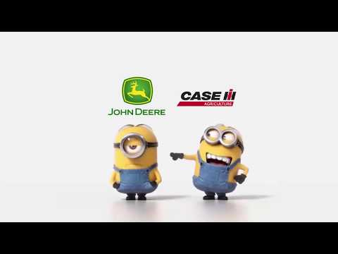 Video Tractor John Deere vs  Case IH - Minions Style Fail Compilation download in MP3, 3GP, MP4, WEBM, AVI, FLV January 2017