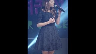 Download Lagu 141026 에일리(Ailee) - Love Will Show You Everything @증가교회 직캠/Fancam by -wA- Mp3