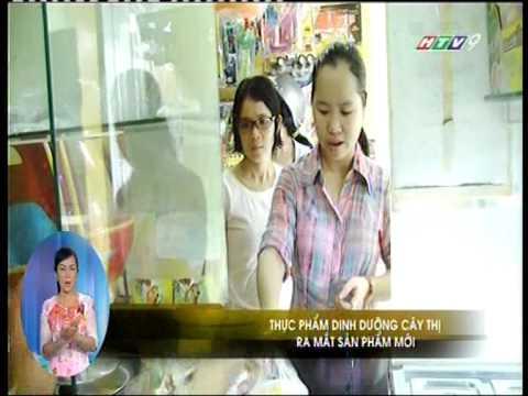 HTV9: Cây Thị giới thiệu Gà Tiềm cao cấp