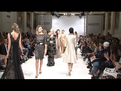 London Fashion Week 2015 fashion scout