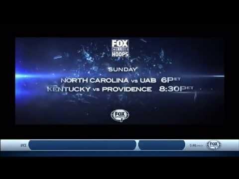 FOX Sports 1: FOX College Hoops