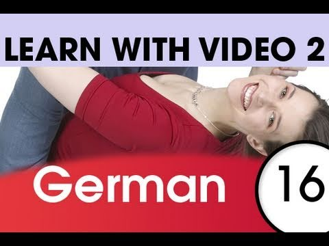 Learn German with Video – Talk About Hobbies in German