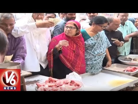 Chicken And Meat Business Rise After Karthika Masam In Hyderabad | V6 News
