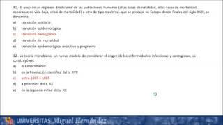 Umh1007 Historia De La Podología. Documentación En Podología. Examen Febrero 2012-13