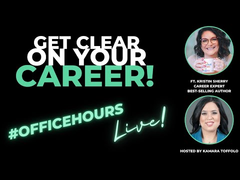 HOW TO ACHIEVE CAREER CLARITY | ADVICE FROM A CAREER EXPERT & BEST-SELLING AUTHOR