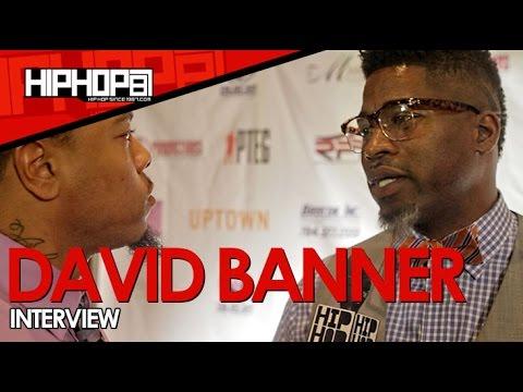 Video: David Banner Advocates Community Activism