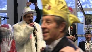 Op zondag 18 februari vond de sleuteloverdracht plaats in het gemeentehuis van Valkenburg. Hier volgt een integraal verslag van de sleuteloverdracht van Prins Jordy I en zijn Minister John.