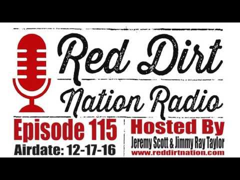 Red Dirt Nation Radio - Episode 115