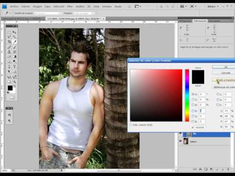 14 - Curso de Photoshop - Luces y sombras en Photoshop