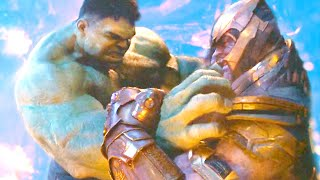 Video Why Hulk Never Got His Rematch With Thanos in Endgame MP3, 3GP, MP4, WEBM, AVI, FLV Mei 2019