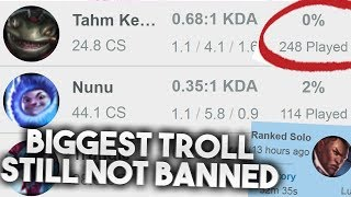 There's a flaw in Riot's banning system - and this video is highlighting that. Riot ward skin giveaway: ...