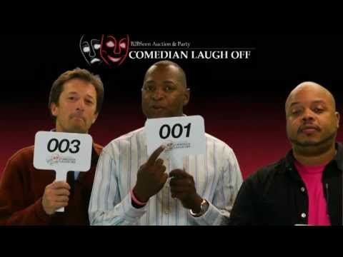Comedian Laugh Off at B2BSeen Party & Auction presented by BMA Colorado