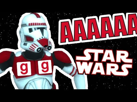 Атака Гребней [Garry's Mod Star Wars RP]