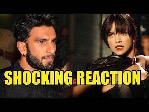 Ranveer Singh's SHOCKING Reaction On Deepika Paduk