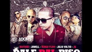 un tema de Watussi Ft. Jowell, Ñengo Flow, Voltio & JQ - Dale Pal Piso Official Remix