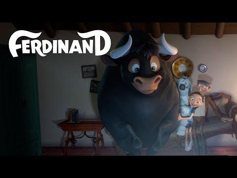 "Ferdinand | ""Get Back Home"" TV Commercial | Fox Family Entertainment"