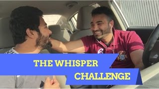 It's hilarious Whisper Challenge! Hope you will enjoy!Music Credits :Song: Zaza - Be Together [NCS Release]Music provided by NoCopyrightSounds.Video Link: https://youtu.be/gEbRqpFkTBk