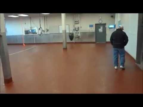 Food Processing Flooring | Bylada Foods, East Rutherford, NJ
