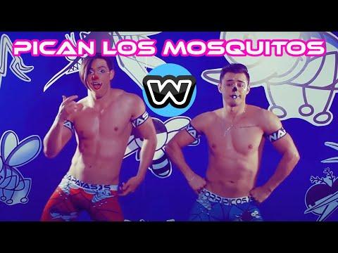 Pican Pican Los Mosquitos Al Estilo de  Wapayasos Y Horripicosos  Video Oficial