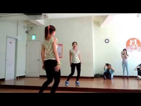 【Dance Tutorial】4MINUTE-Whatcha Doin' Today 01@魅力 by碗公