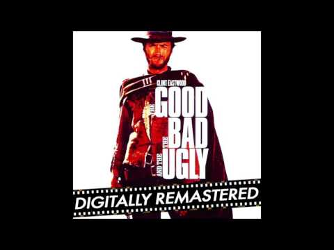 The Good, The Bad And The Ugly - The Story Of A Soldier - Ennio Morricone (High Quality Audio)