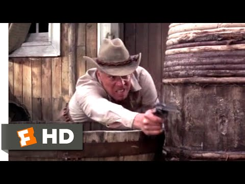 Guns of the Magnificent Seven (1969) - That's My Horse! Scene (2/9) | Movieclips