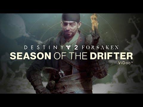 Bungie ViDoc – Season of the Drifter