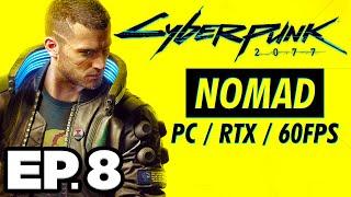 •• KEANU REEVES HALLUCINATIONS, MEETING TAKEMURA!!! Cyberpunk 2077 Ep.8 (PC Gameplay Let's Play)
