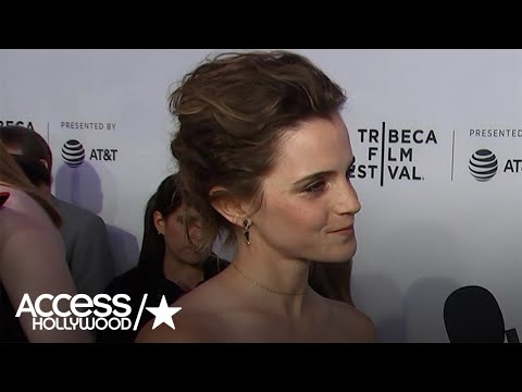 Emma Watson Says She 'Would Love' To Do A 'Beauty And The Beast' Sequel! (видео)