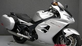 9. 2011  TRIUMPH  SPRINT GT 1050 W/ABS  - National Powersports Distributors