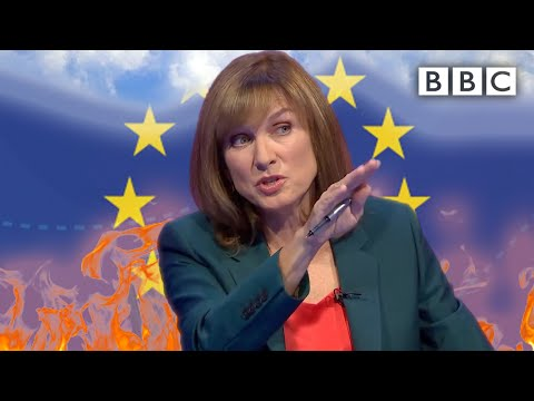 Boris's Brexit strategy: political disaster or cunningly brilliant?   Question Time - BBC