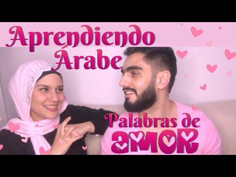 Aprendiendo  ÁRABE / palabras y frases de Amor