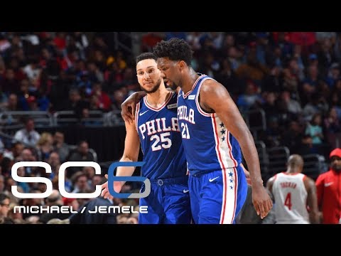 Joel Embiid and Ben Simmons have different personalities | SC6 | ESPN