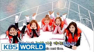 Field Day with Twice [Entertainment Weekly / 2016.10.31]