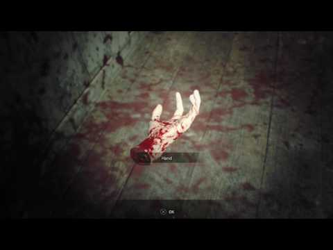Resident Evil 7 Ethan Gets His Hand Cut Off