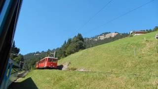スイス発 スイス人技師、考案による新型のラック式鉄道(【スイス情報.com】