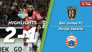 Video Bali United FC vs Persija Jakarta: 2-1 All Goals & Highlights MP3, 3GP, MP4, WEBM, AVI, FLV Juni 2018