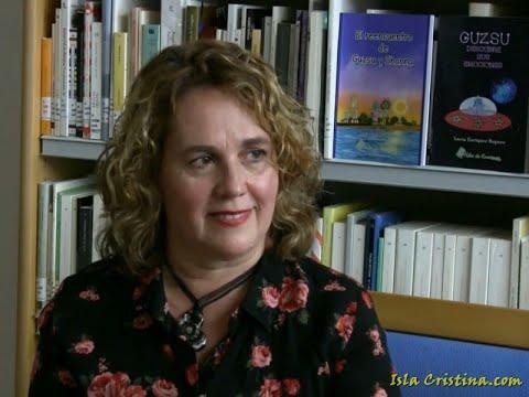 Entrevista a Lucía Enriquez, con motivo del lanzamiento de su segundo libro