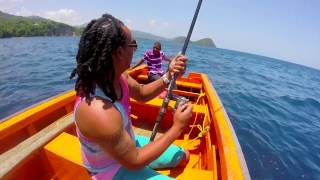 Nayee's day in Dominica's Cabrits Marine Section celebrates life on the Nature Isle's protected coast and the livelihoods of the...
