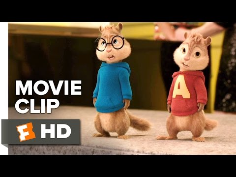 Alvin and the Chipmunks: The Road Chip (Clip 'Real Smooth')